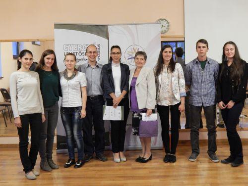 Gyergyói sikerek az Erdélyi Tudományos Diákköri Konferencián