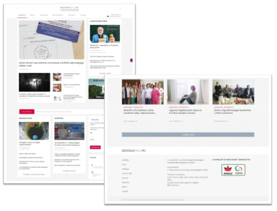 Beszámoló a szociálisháló.ro 2019-es évéről